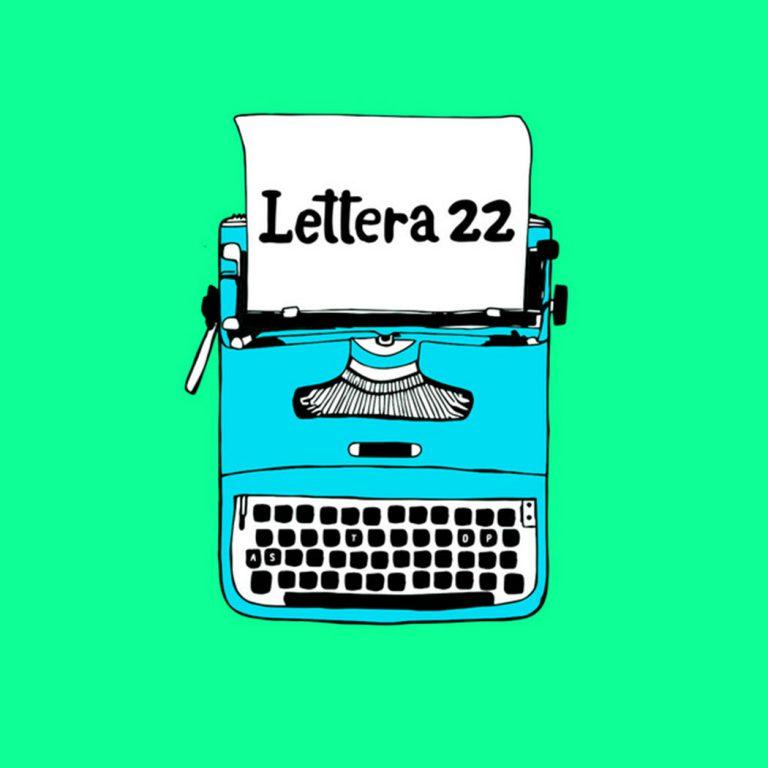 lettera22-portada