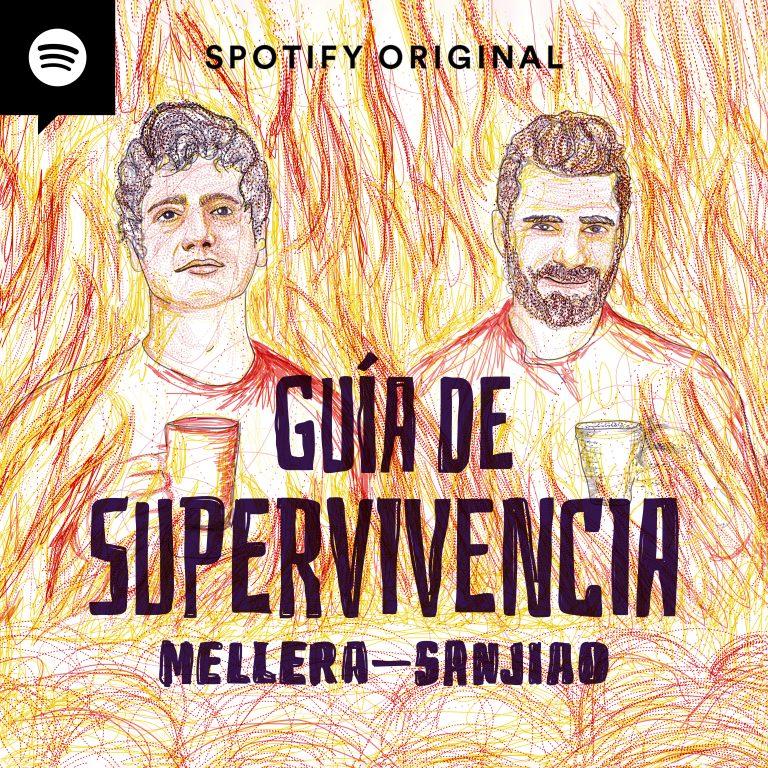 Spotify - Guia de supervivencia - Cover - UPDATE